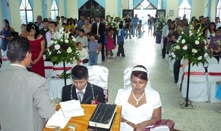 Wedding in Reynosa