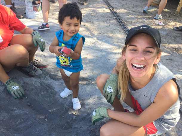 All smiles in Reynosa
