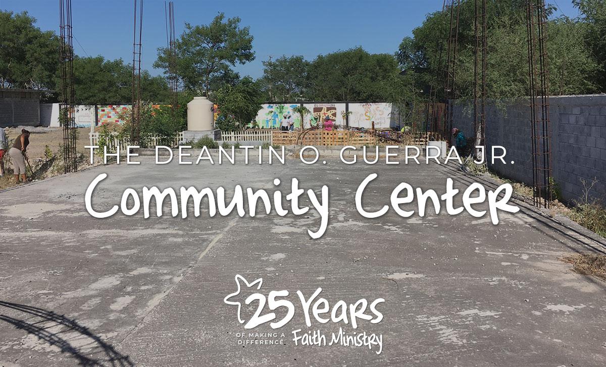 The Deantin O Guerra Jr Community Center