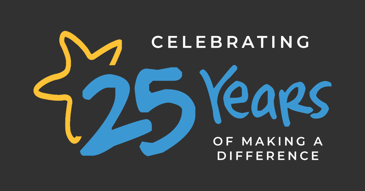 Celebrating 25 Years of Making a Difference