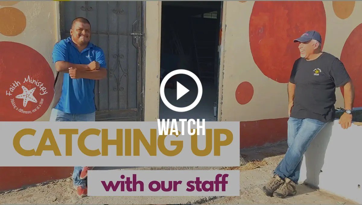 Click to watch our chats with some of our staff