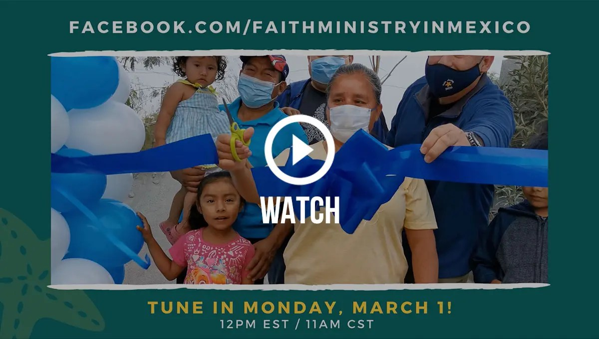 Click to see what is in store for Day 1 of our Virtual Mission Week