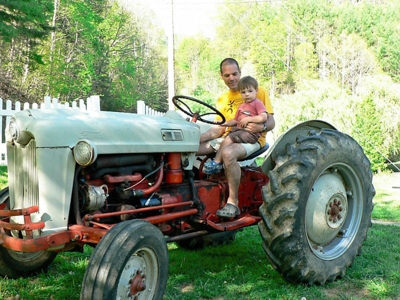 tractor spring 2011