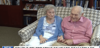 99 yr old's 80th wedding anniversary
