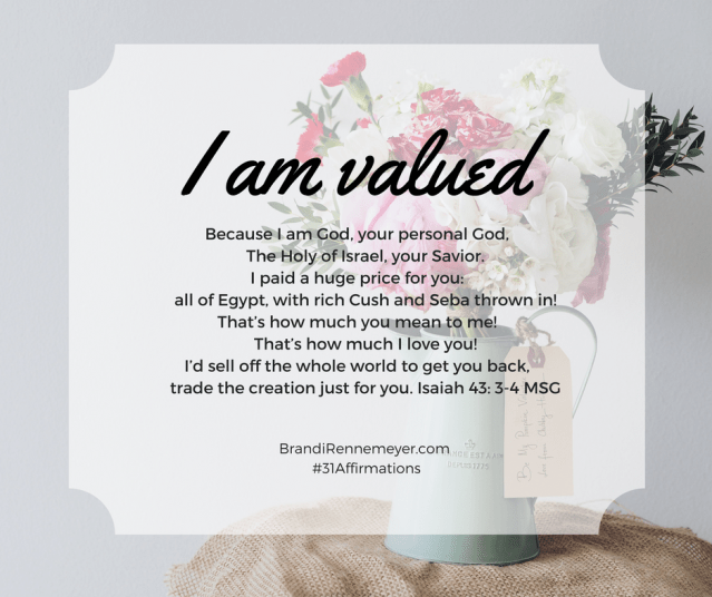 31affirmationsi-am-valued