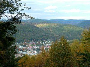 Emporium Outlook on South Mountain