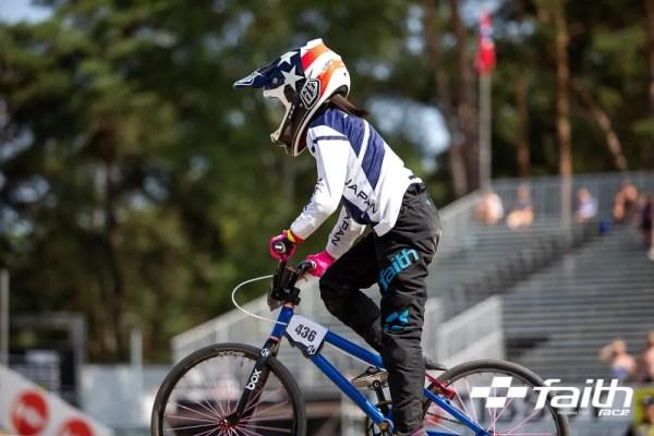 Faith Race Pants