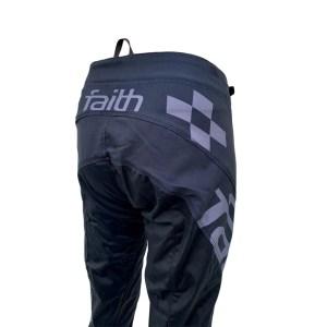 2020 Faith Race Advent pants - Black / Grey