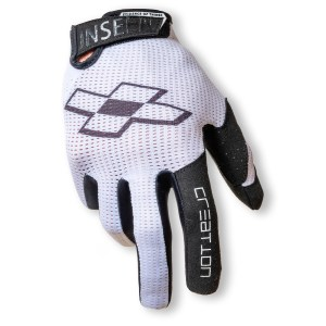 Faith Race Creation BMX Glove White Front 1