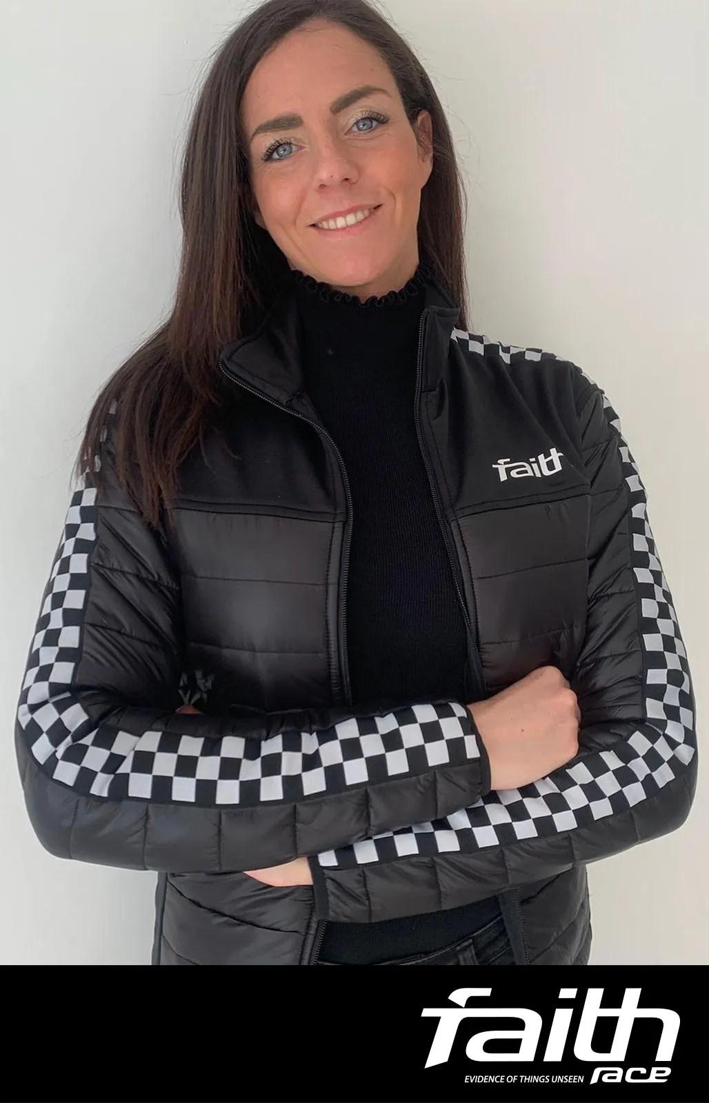 Faith Race Jacket