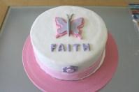 Custom-design 'Butterfly' Cake
