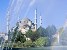 Blue mosque-Istanbul (1)