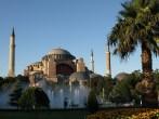 Hagia Sophia in Istanbul - Turkey (exterior)