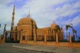 Haj Bahaa Mosque in Lebanon