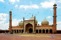 Jama Mosque-Delhi