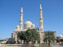 Jumeirah Mosque in Dubai (1)