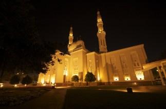 Jumeirah Mosque in Dubai (2)