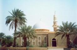 Mosque in Khartoum - Sudan