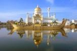 Omar Ali Saifuddin Mosque-Brunei (5)
