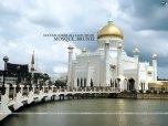 Omar Ali Saifuddin Mosque-Brunei