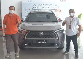 Paket Servis Suka-suka di Rejeki Toyota, Hemat Biaya 50 Persen