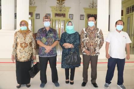 Wujudkan Desa Sehat, PMI Kab. Cirebon Luncurkan Program KDD