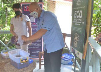 Bentani Hotel Kelola Sampah Organik Jadi Eco Enzime dengan Segudang Manfaat