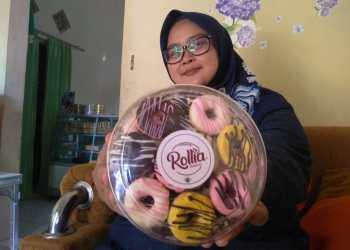Rollia Hadirkan Teman Lebaran Berupa Cookies Cantik