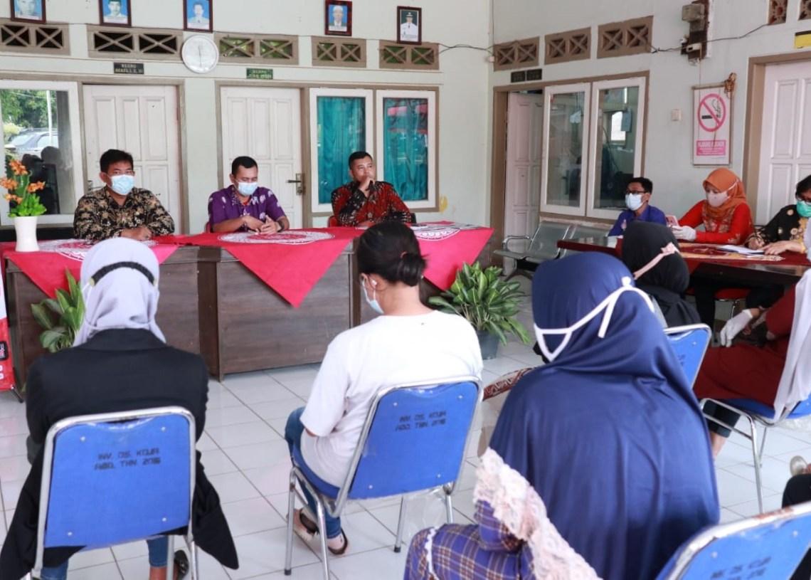 Produk UMKM Purna PMI Desa Kongsijaya Ingin Go Publik