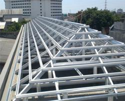 baja ringan jatiasih jasa pasang rangka atap murah bekasi