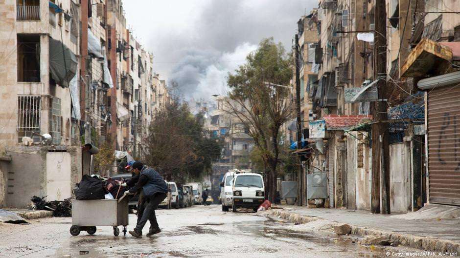 Aleppo Kembali Dihujani Bom, Puluhan Warga Sipil Tewas