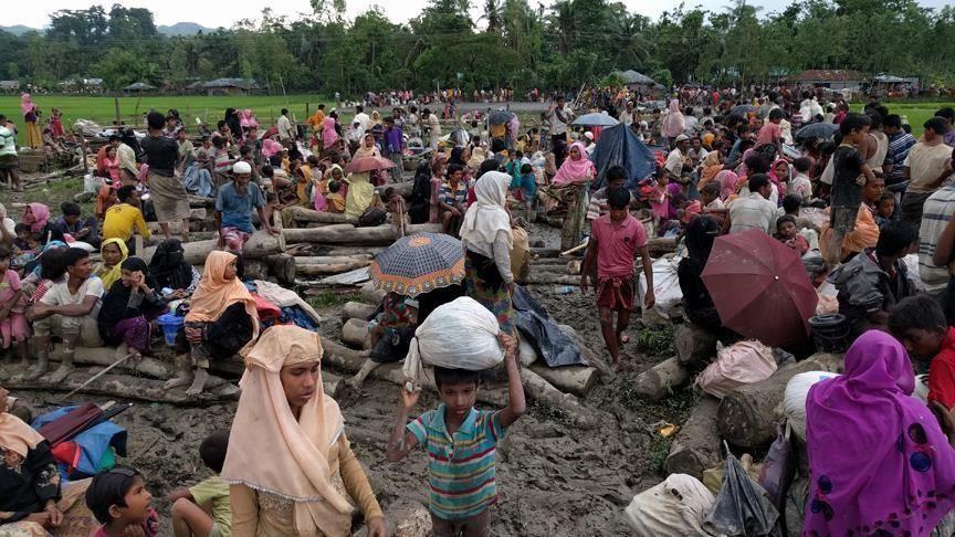 Tiga tempat ibadah Muslim Myanmar di Yangon ditutup paksa oleh kelompok Budha