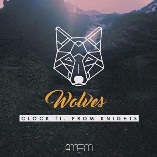 Wolves-DJ-Clock