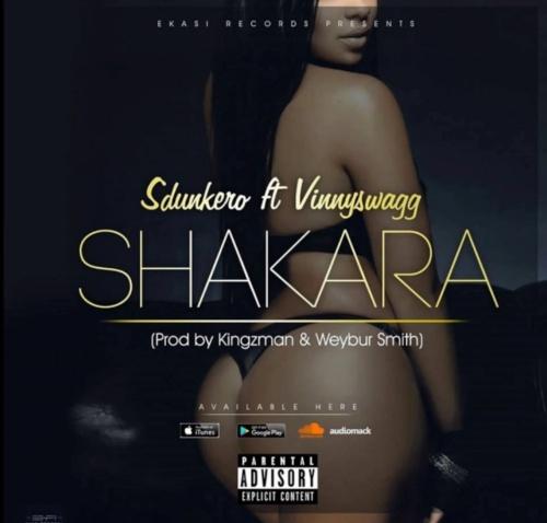 Dj Sdunkero - Shakara (feat. Vinnyswagg)