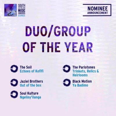South African Music Awards 2016 - Full Nominee List #SAMA23 18