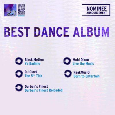 South African Music Awards 2016 - Full Nominee List #SAMA23 5