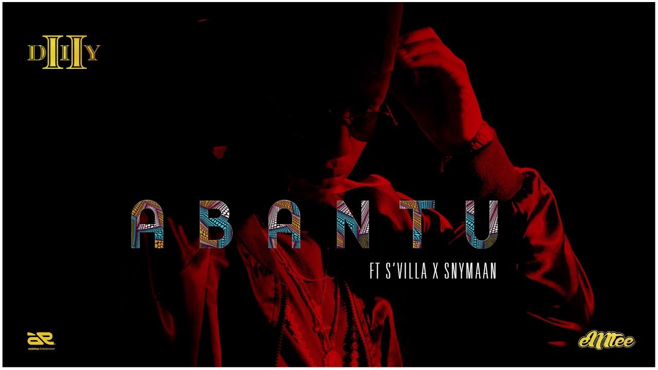 """Emtee – """"Abantu"""" ft. S'Villa & Snymaan"""