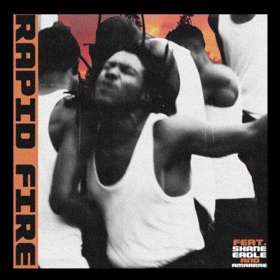 Santi – Rapid Fire ft. Shane Eagle & amaarae