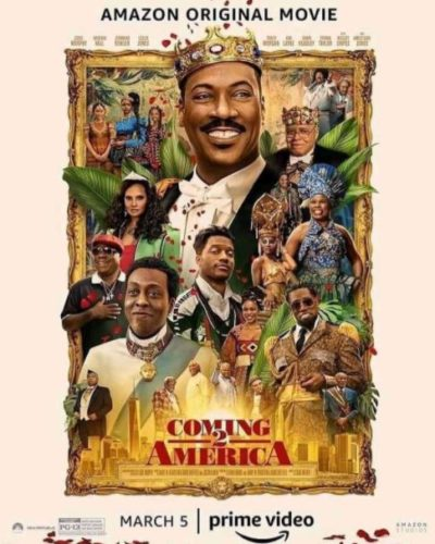 """South African artists on """"Coming To America"""" soundtrack"""