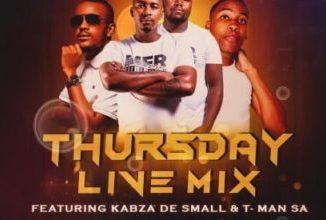Kabza De Small – Thursday Live Mix
