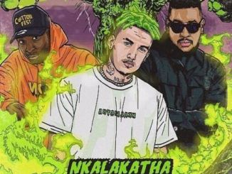 Costa Titch – Nkalakatha (Remix) Ft. AKA, Riky Rick Mp3 Download