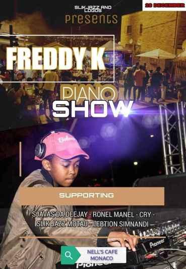 Freddy K – Festive Local Tunes Episode 011 Mix Mp3 Download