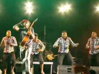 Gatsheni Live on Ngizwe Mchunu Maskandi Festival Fakaza