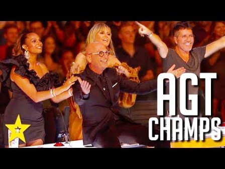 America's Got Talent: The Champions Auditions 2020 Week 3 Fakaza Download
