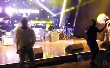 BlaQ Diamond Ft Sjava - Memeza (Live) Fakaza Download