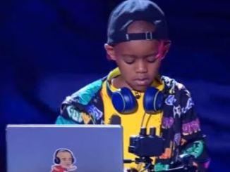 DJ Arch Jnr DJ Creates The BIGGEST Party In Wembley Britain's Got Talent