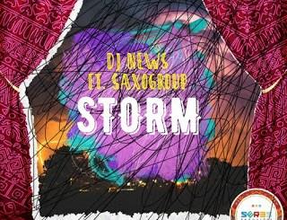 DJ News – Storm Ft. SaxoGroup (Original Mix) Mp3 Download