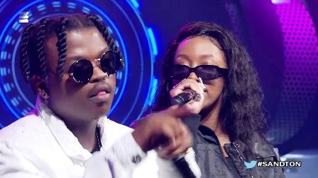 Focalistic, Kamo Mphela & Bontle Smith - Sandton [Live AMP Performance]