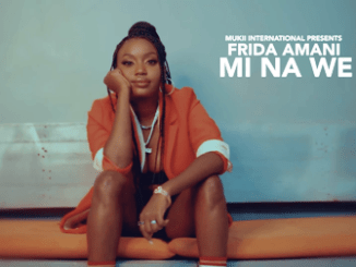 VIDEO: Frida Amani – Mi Na We
