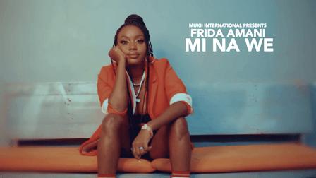 VIDEO: Frida Amani – Mi Na We